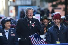 New York City mayor calls BDS 'unacceptable' at anti-Semitic rally