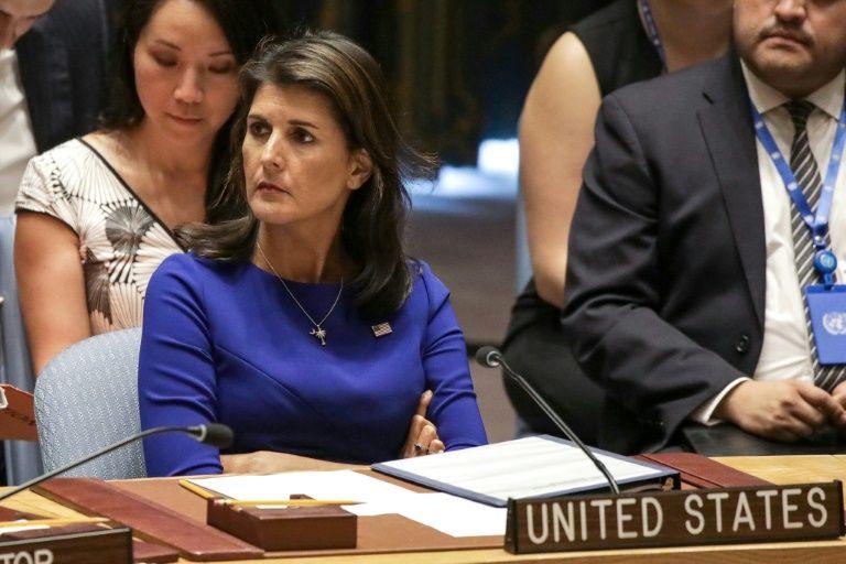 """Les USA vont pour la première fois dire """"non"""" à une résolution appelant Israël à se retirer du Golan"""