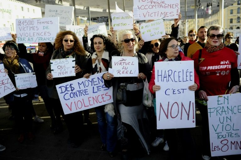 100 femmes d'influence interpellent Emmanuel Macron — Violences sexuelles