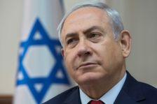 Israeli Prime Minister Benjamin Netanyahu addressed the Saban Forum in Washington through a videolink from Israel