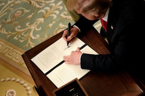 Trump menace de taxes punitives les 505 milliards de dollars de produits chinois