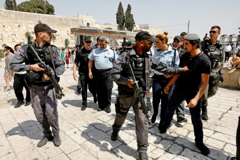 One Wounded in Stabbing Attack by Jerusalem's Damascus Gate