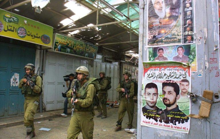 Cisjordanie: un soldat israélien légèrement blessé dans des heurts à Naplouse