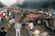 US, China tussle over Tiananmen anniversary