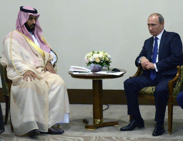 ننتظر زيارة العاهل السعودي — بوتين