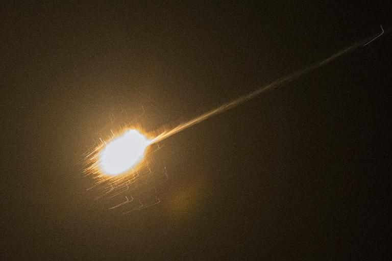 Anti-aircraft missiles launched following Israeli army airstrikes on Syria: Israel Army