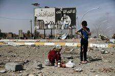US-led air strikes kill 23 civilians in Syria