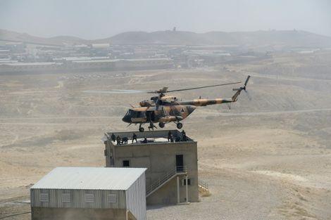 Attaque contre un centre de formation militaire à Kaboul