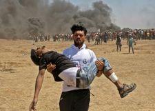 Gaza: 3 Palestiniens blessés lundi succombent à leurs blessures (ministère)