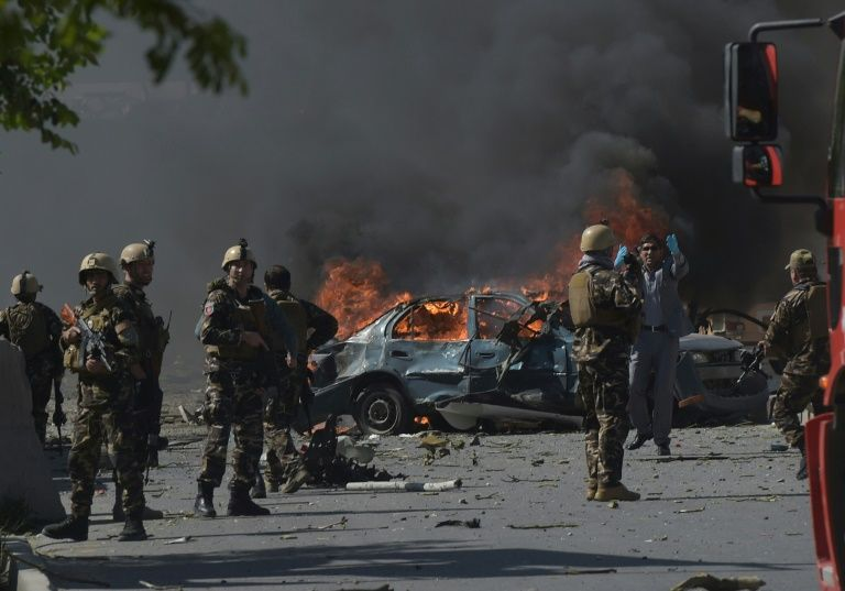 Kabul bomb witness: 'Explosions are happening every day here'