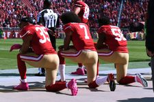 Wave of player protests sweep NFL after Trump criticism