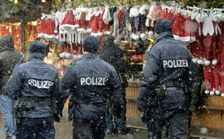 Police presence had been boosted across Austria for the end-of-year festivities in the wake of a terror attack in neighbouring Germany