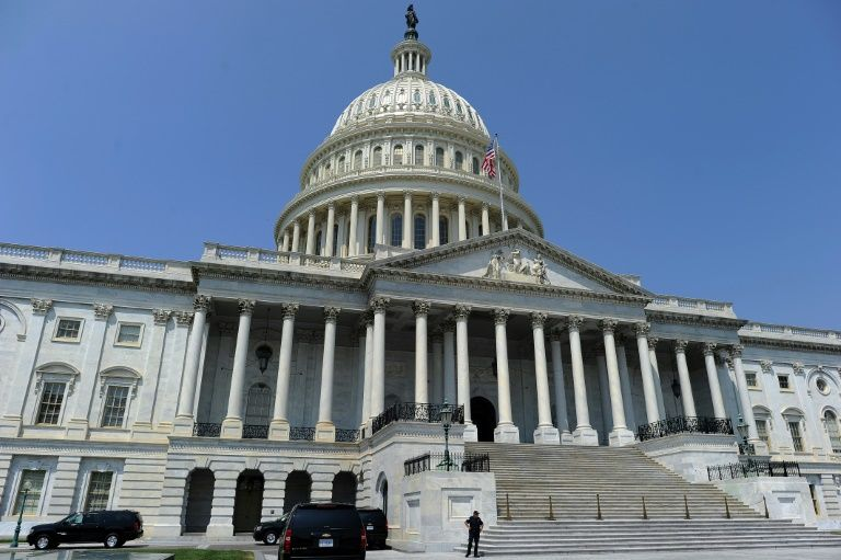 Suspect arrested on U.S. Capitol grounds for trying to run over police officers