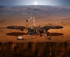 La NASA lance sa sonde InSight pour étudier les séismes sur Mars