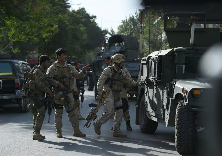 Gunmen attack Shi'ite Mosque in Kabul
