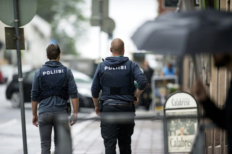 Suspect admits killings in Finnish stabbing spree