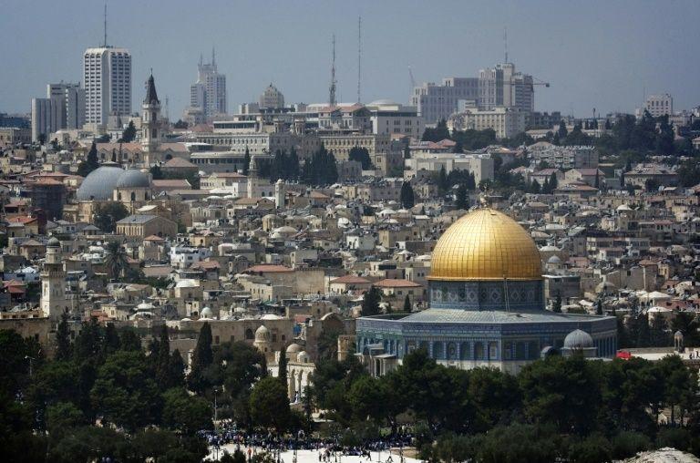 President-elect Donald Trump's pick for ambassador to Israel --  backs moving the US embassy to Jerusalem