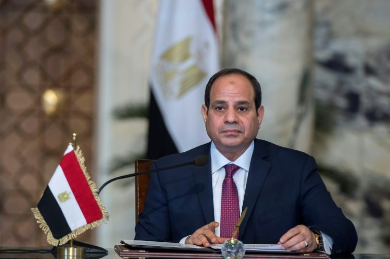 Egypt sets presidential election date day after Sisi rival bows out