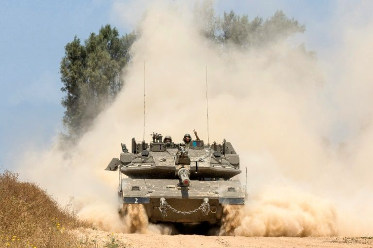 Israel again fires warning shot at Syrian post
