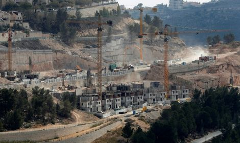 Israeli ministers to vote on bill that would legalize 66 West Bank outposts