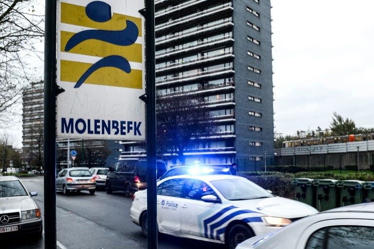 Police have conducted a number of raids in the Molenbeek district of Brussels in recent days, linked to the Paris attacks