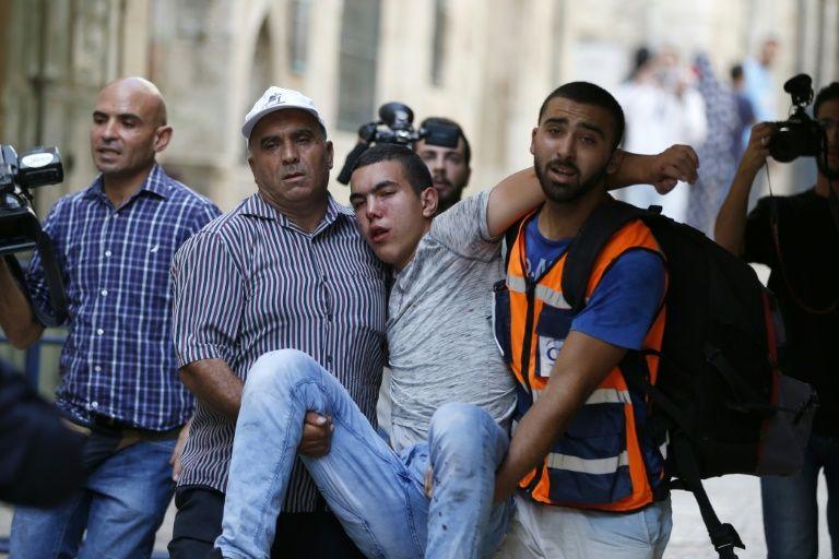 Cisjordanie: jet de pierres sur des véhicules israéliens, un Palestinien tué