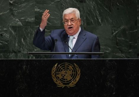 Palestinians launch bid for full UN membership