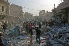 Iran, Russia and Turkey diplomats meet ahead of Syria summit