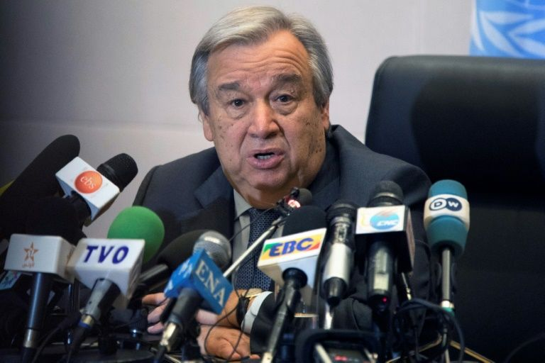 UN Secretary General asks for report accusing Israel of apartheid to be pulled