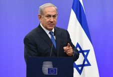 In fiery rebuke, Israeli PM targets police, media, protesters amid graft probes