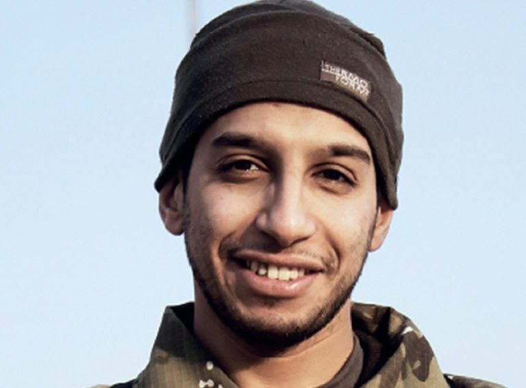 Photo non datée d'Abdelhamid Abaaoud