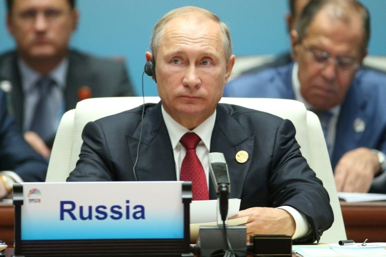 Putin Calls for Restraint, Diplomatic Solution to N. Korean Nuclear Issue