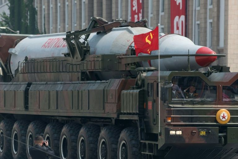 N.Korea missile launch was training exercise for strike on US bases in Japan