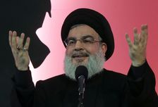 Hassan Nasrallah has headed the Hezbollah movement since 1992