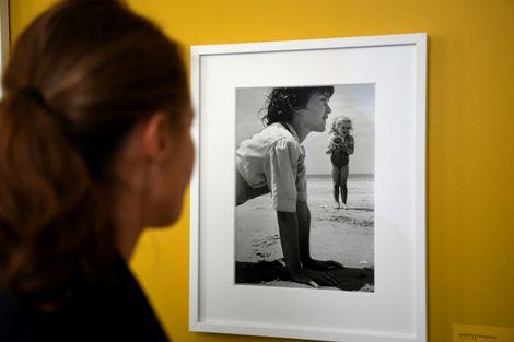 L'exposition met en lumière le travail de commande en noir et blanc réalisé par le photographe pour la publicité, l'édition ou la presse entre 1930 et 1960