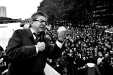 Jean-Luc Melenchon, firebrand leader of the hard-left party France Unbowed, survived the election and is now leading resistance to President Emmanuel Macron's reforms