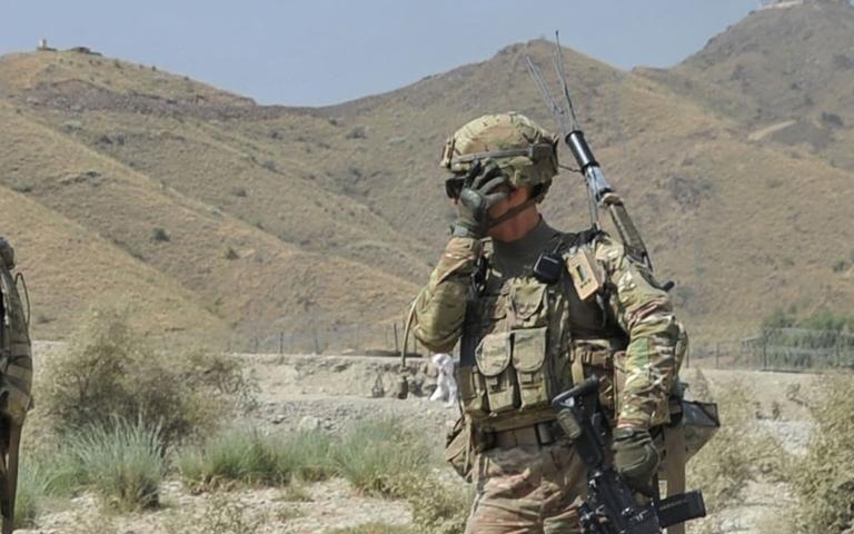 Trois soldats américains blessés par un soldat afghan