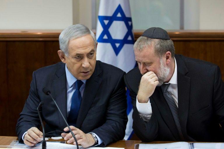 Le procureur général d'Israël devrait s'opposer à la loi sur les implantations