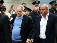 Weinstein charged with rape, sex crimes by NY police