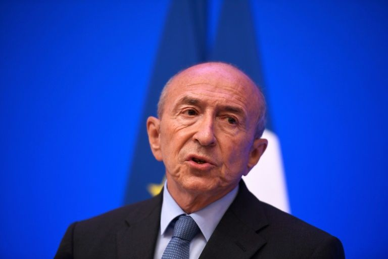 Gérard Collomb : Collomb : 217 djihadistes sont rentrés en France