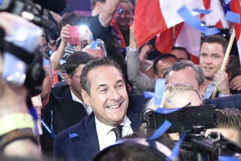 Austria's far-right Freedom Party leader Heinz-Christian Strache has said that the position of interior minister is among the party's priorities in up-coming coalition talks