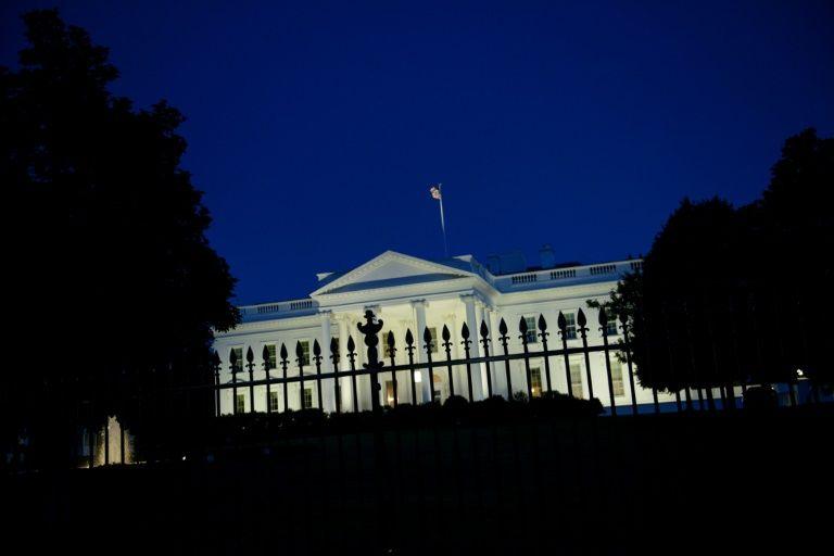 USA : Un homme arrêté à la Maison Blanche