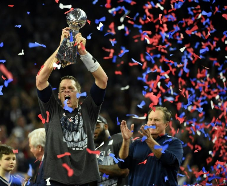 Les New England Patriots remportent leur 5ème Super Bowl