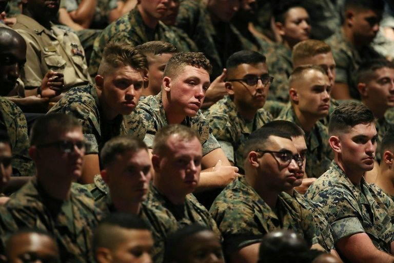 USA military to accept transgender recruits from Jan 1