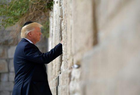 """البيت الأبيض سيعترف بالحائط الغربي """"جزء لا يتجزأ من إسرائيل"""""""