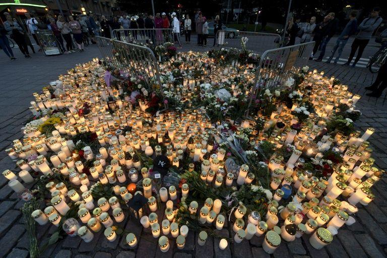 Finland stabbing suspect 'showed interest in extremist ideologies'