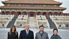 """Trump en Chine: Xi espère des résultats """"positifs et importants"""""""