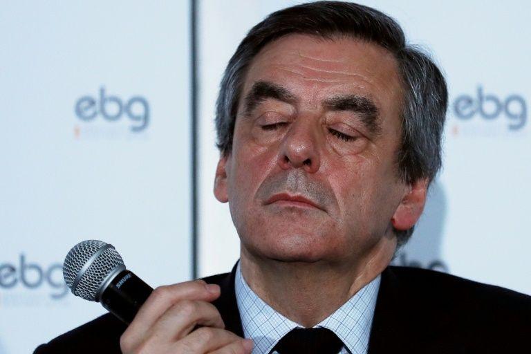 Francois Fillon le 31 janvier 2017