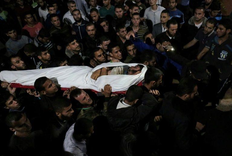 Israel strikes Gaza, raids West Bank University