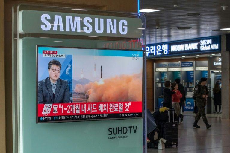 North Korea conducts test on new rocket engine